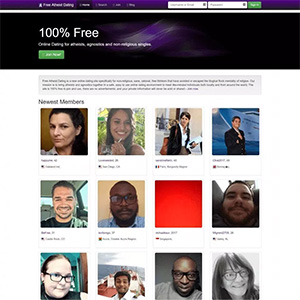Best Atheist Dating Sites - Free Atheist Dating