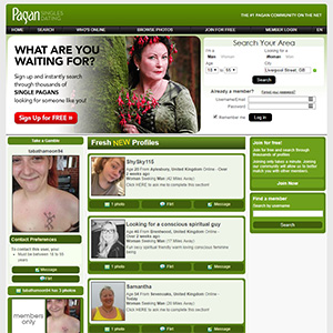Pagan dating UK