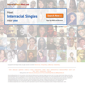 Interracial People Meet