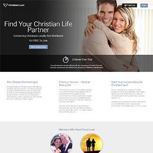 Christian Cupid dating sivusto