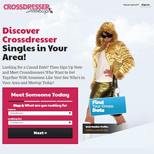 Crossdresser Hookup
