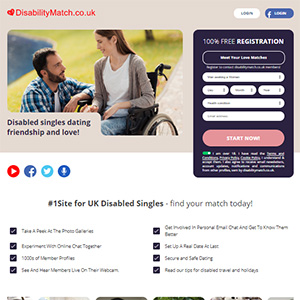 free dating for disabled uk