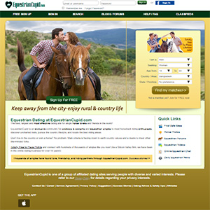 equestrian dating services