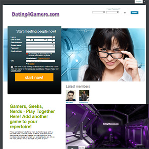 Dating4Gamers
