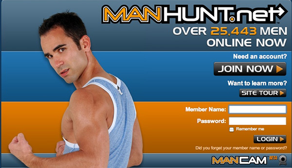 Manhunt Review - Home Page