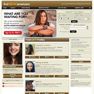 Find Native Americans