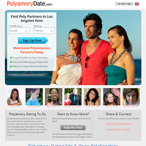 Online dating poly