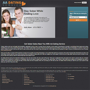 AA Dating Service
