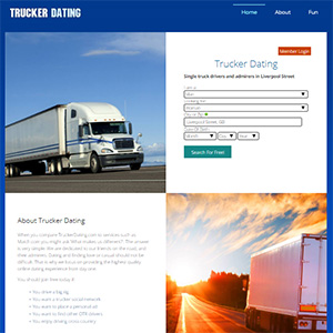 Free truck driver dating site