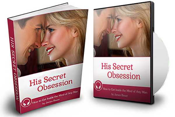 His Secret Obsession Review - Book and CD