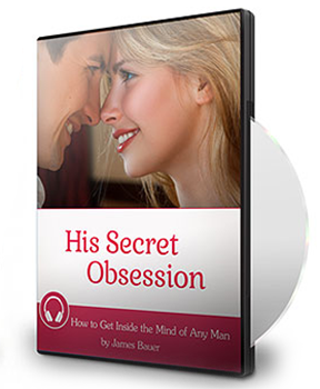 His Secret Obsession Review - Cover Image