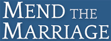 Mend The Marriage Review - Logo