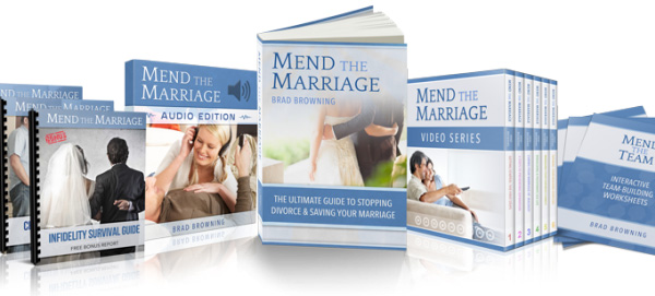 Mend The Marriage Review - Package