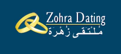 An image of Zohra Dating official logo.