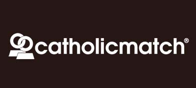 An image of Catholic Match official logo.