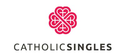 An image of CatholicSingles official logo.