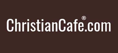 An image of ChristianCafe official logo.