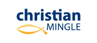 An image of Christian Mingle official logo.
