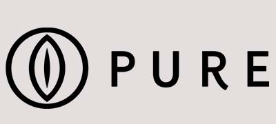 An image of Pure official logo
