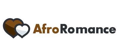 An image of AfroRomance official logo.