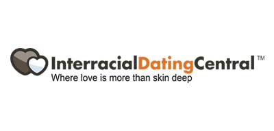 An image of Interracial Dating Central official logo.