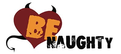 An image of BeNaughty official logo.