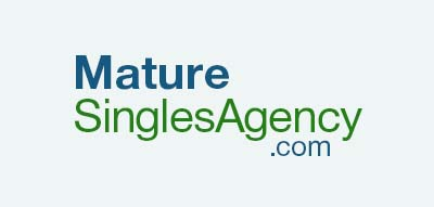 An image of Mature Singles Agency official logo.