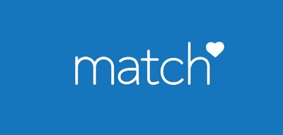 An image of Match.com  official logo.