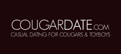 An image of Cougar Date official logo.