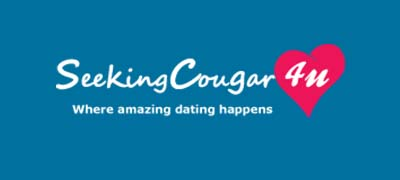 An image of Seeking Cougar official logo.
