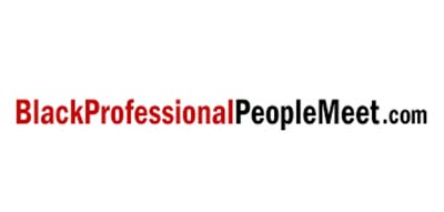 An image of Black Professional People Meet official logo.