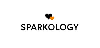 An image of Sparkology official logo.