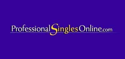 An image of Professional Singles Online official logo.