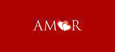 An image of Amor.com official logo.
