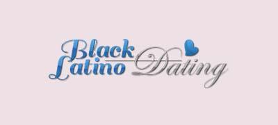 An image of Black Latino Dating logo.