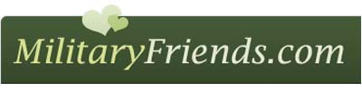 An image of Military Friends official logo