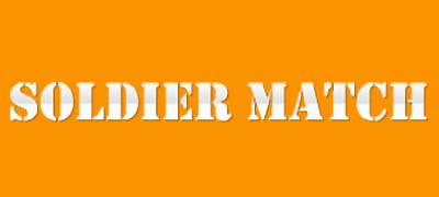 An image of Soldier Match official logo