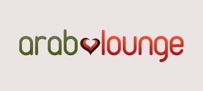 An image of ArabLounge official logo.