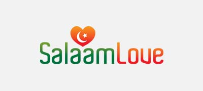 An image of SalaamLove official logo.
