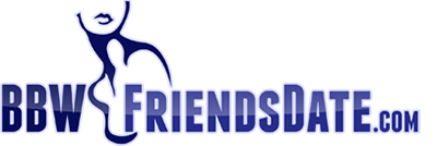 An image of BBWFriendsDate official logo