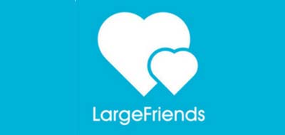 An image of LargeFriends official logo
