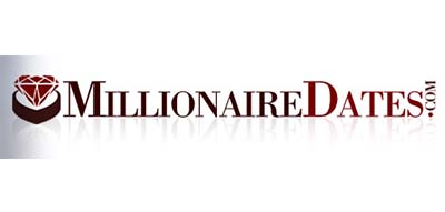 An image of Millionaire Dates official logo.