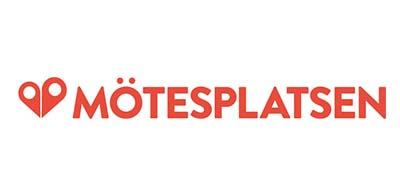 An image of Motesplatsen official logo.