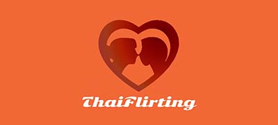 An image of ThaiFlirting official logo.