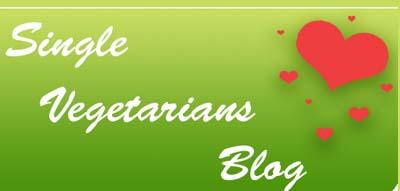 An image of Single Vegetarians Blog official logo.