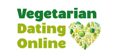 An image of Vegetarian Dating Online official logo.
