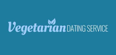 An image of Vegetarian Dating Service official logo.