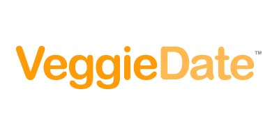 An image of Veggie Date official logo.