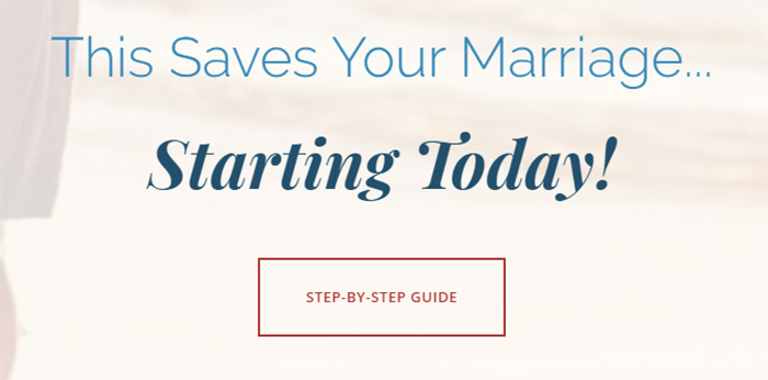 Save The Marriage Review - Site Page