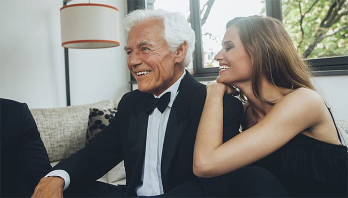 What Attracts A Younger Woman To An Older Man